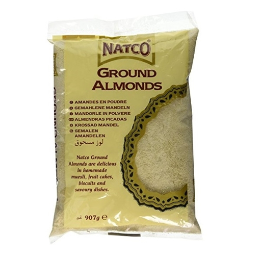 Picture of Natco Almonds Ground 907g