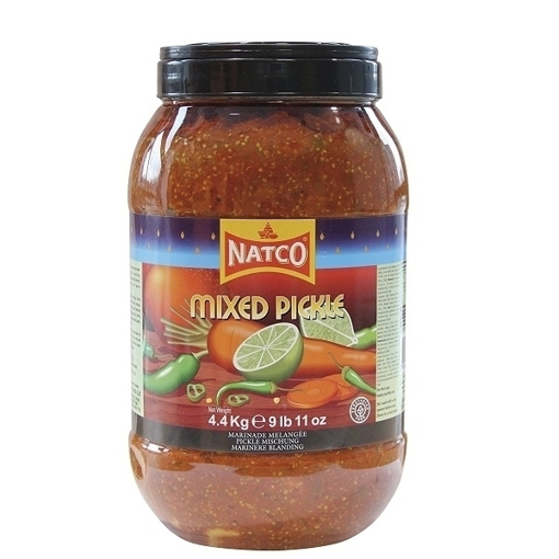 Picture of Natco Mixed Pickle 4.4kg