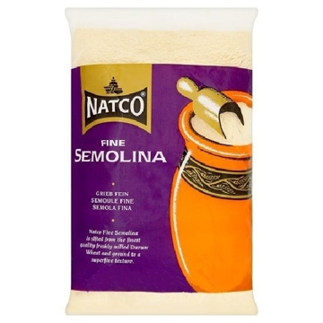 Picture of Natco Semolina Fine 5Kg