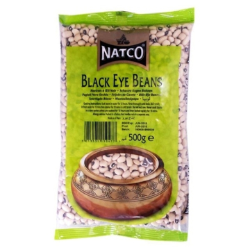 Picture of Natco Black Eye Beans 500g