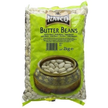 Picture of Natco Butter Beans 2Kg