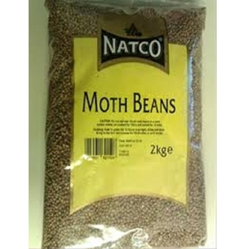 Picture of Natco Moth Beans 2Kg