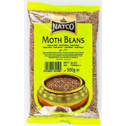 Picture of Natco Moth Beans 500g