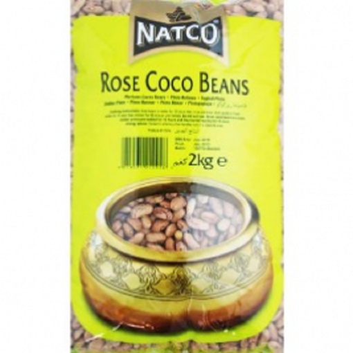 Picture of Natco Rose Coco Beans (Crab Eye) 2Kg