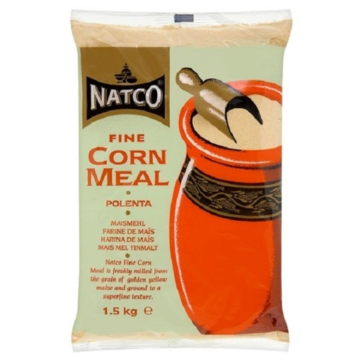 Picture of Natco Corn Meal Fine 1.5Kg