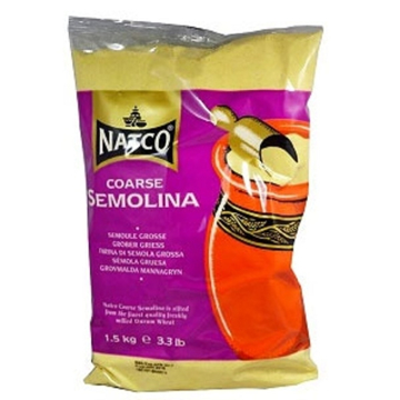 Picture of Natco Semolina Coarse 1.5Kg