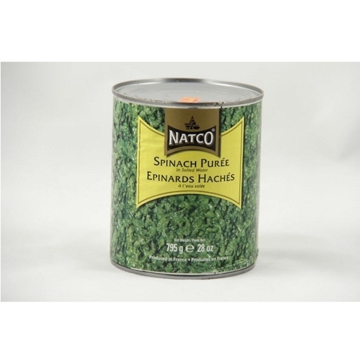 Picture of Natco Spinach Puree 795g
