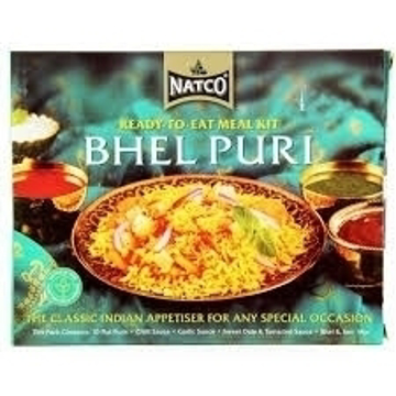 Picture of Natco Bhel Puri Kit 500g