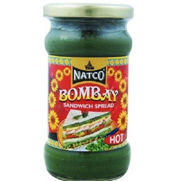 Picture of Natco Bombay Sandwich Spread 280g