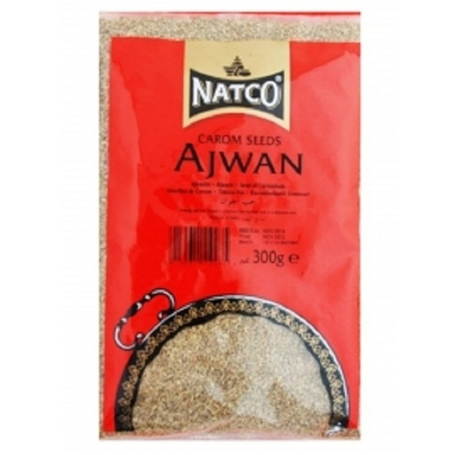Picture of Natco Ajwan (Carom or Lovage ) Seeds 300g