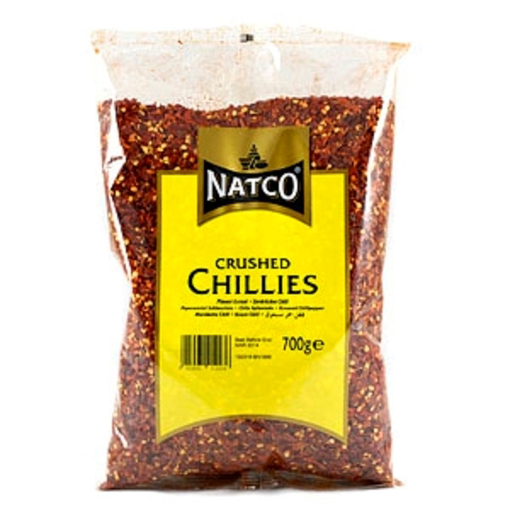 Picture of Natco Chilli Crushed 700g