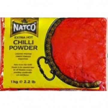 Natco Ext. Hot Chilli Powder 1Kg