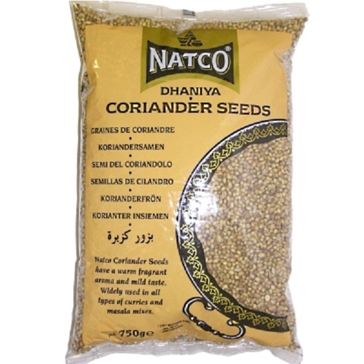 Picture of Natco Coriander Seeds 750g