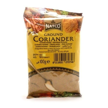 Picture of Natco Coriander Ground 100g