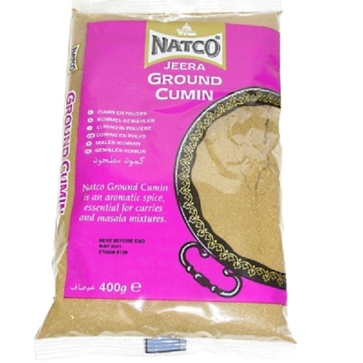 Picture of Natco Cumin Ground 400g
