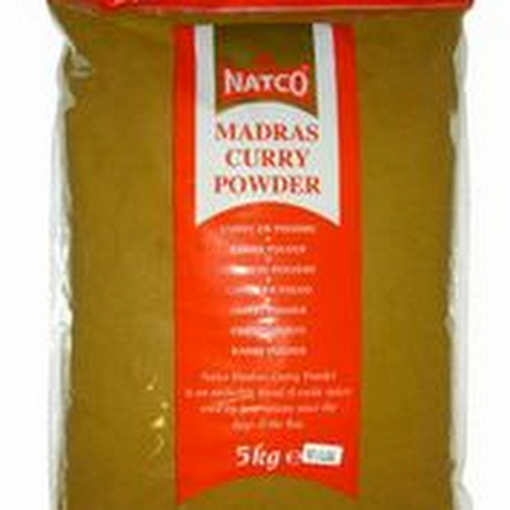 Picture of Natco  Madras Curry Powder 5Kg