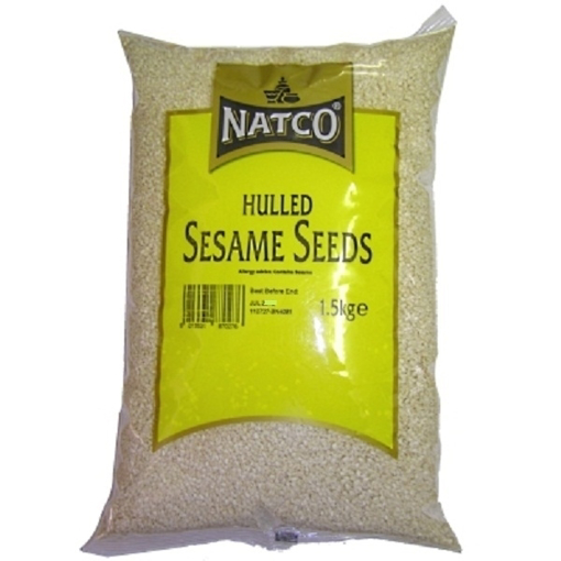 Picture of Natco Sesame Seeds Hulled 1.5Kg