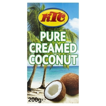 Picture of KTC Pure Creamed Coconut 200g