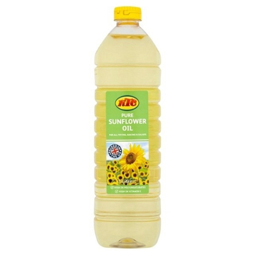 Picture of KTC Pure Sunflower Oil 1L
