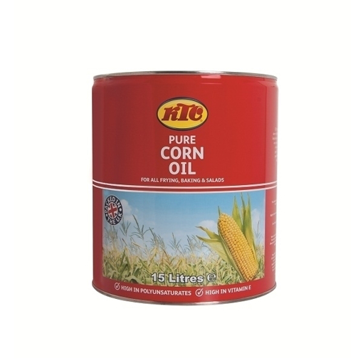Picture of KTC Pure Corn Oil 15L