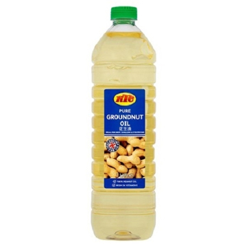 Picture of KTC Pure Groundnut Oil 1L