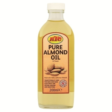 Picture of KTC Pure Almond Oil 200ml