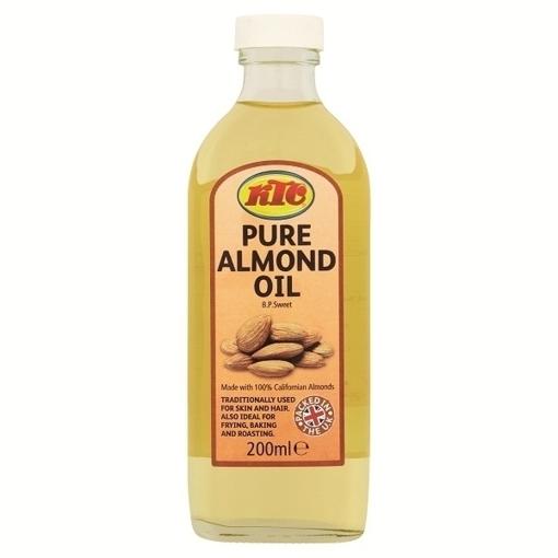Picture of KTC Pure Almond Oil 200ml