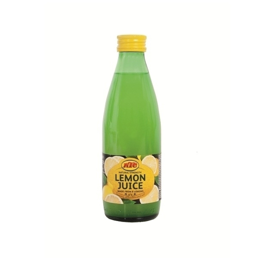 Picture of KTC Natural Strength Lemon Juice 250ml