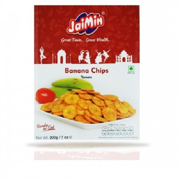 Picture of Jaimin Banana Chips Tomato 200g