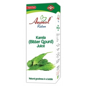 Picture of Anmol Ratan Organic Karela Juice 480ml