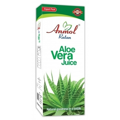 Picture of Anmol  Ratan Organic Aloe Vera Juice 480ml