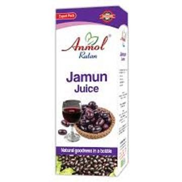 Picture of Anmol Ratan 100% Organic Jamun Juice 480ml
