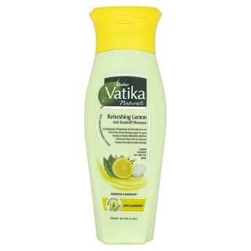 Picture of Dabur Vatika Refreshing Lemon Shampoo 200ml