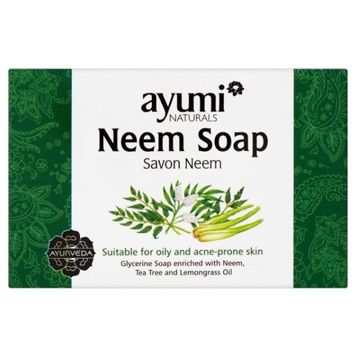 Picture of Ayumi Natural Neem Soap 100g
