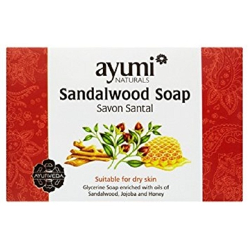 Picture of Ayumi Natural Sandalwood Soap 100g