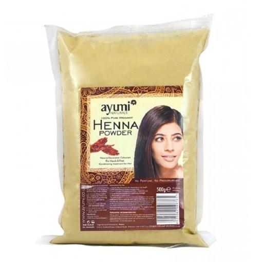 Picture of Ayumi Pure Henna Mehandi Powder 500g