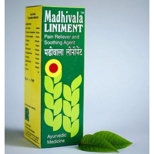 Picture of Madhivala Liniment Oil 90ml