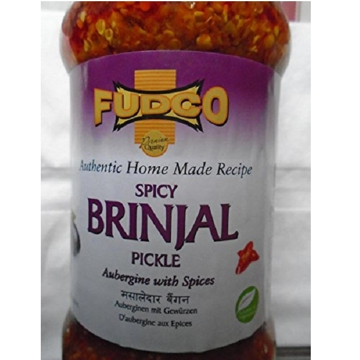 Picture of Fudco Brinjal Hot Pickle 300g