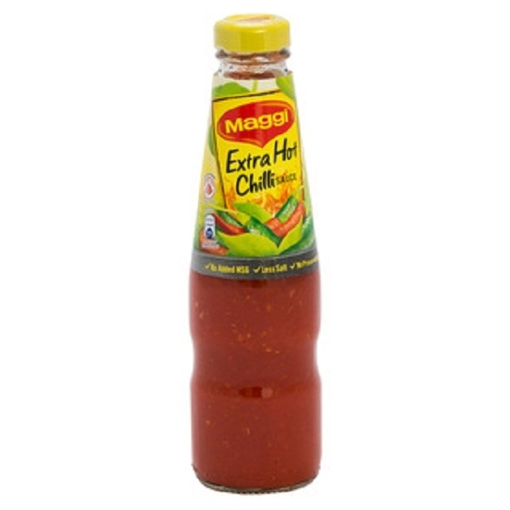 Picture of Maggi Extra Hot Chilli Sauce 320gm