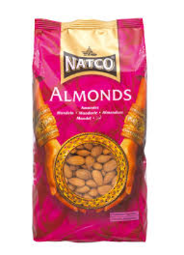 Picture of Natco Almonds (Badam) 400g