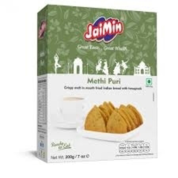 Picture of Jaimin Methi Puri 200g