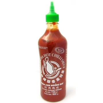 Picture of Flying Goose Sriracha Hot Chilli Sauce  455ml