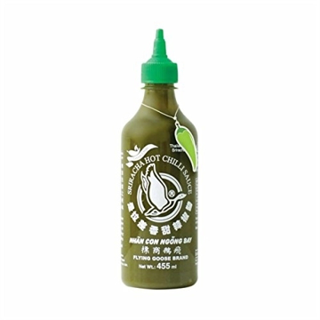 Picture of Flying Goose Sriracha Hot Green Chilli Sauce 455ml