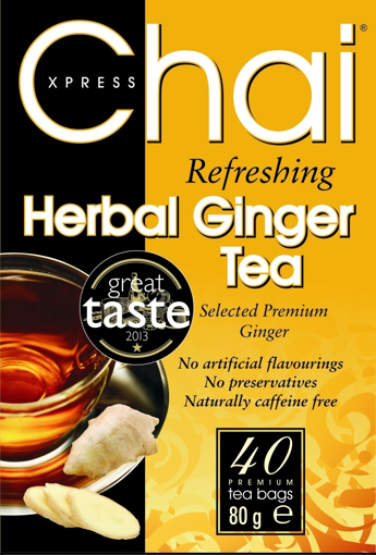 Picture of Chai Xpress Herbal Ginger Tea(chai) 250g