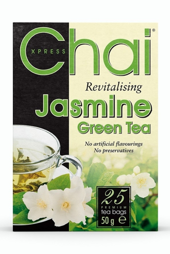 Picture of Chai Xpress Jasmine Green Tea (chai) 50g