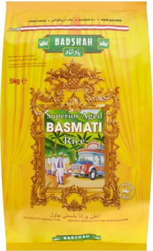 Picture of Badshah Basmati Rice 5Kg