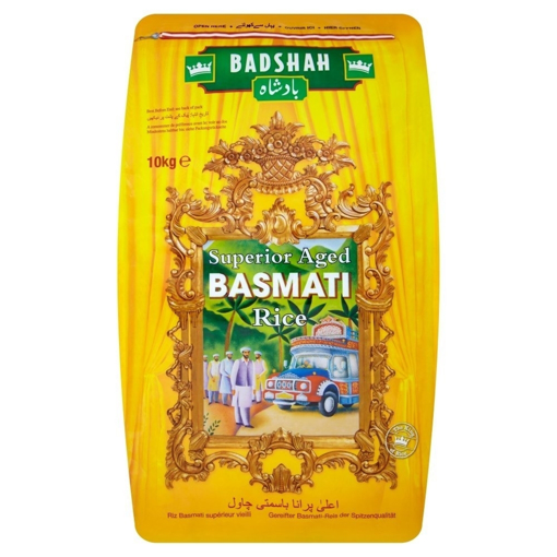 Picture of Badshah Basmati Rice 10Kg