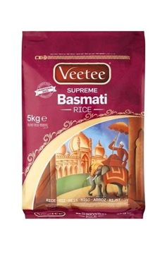 Picture of Veetee Suprem Basmati Rice 5Kg