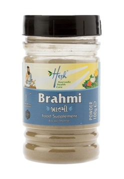 Picture of Hesh Organic Brahmi Churna 100g