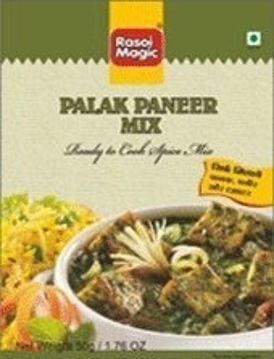 Picture of Rasoi Magic Palak Paneer Spice Mix  50g